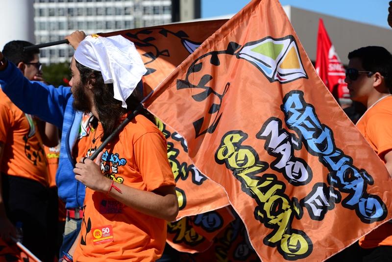 Mobilização Nacional contra a Redução da Maioridade Penal
