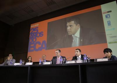 Roda de Diálogo 25 anos do ECA