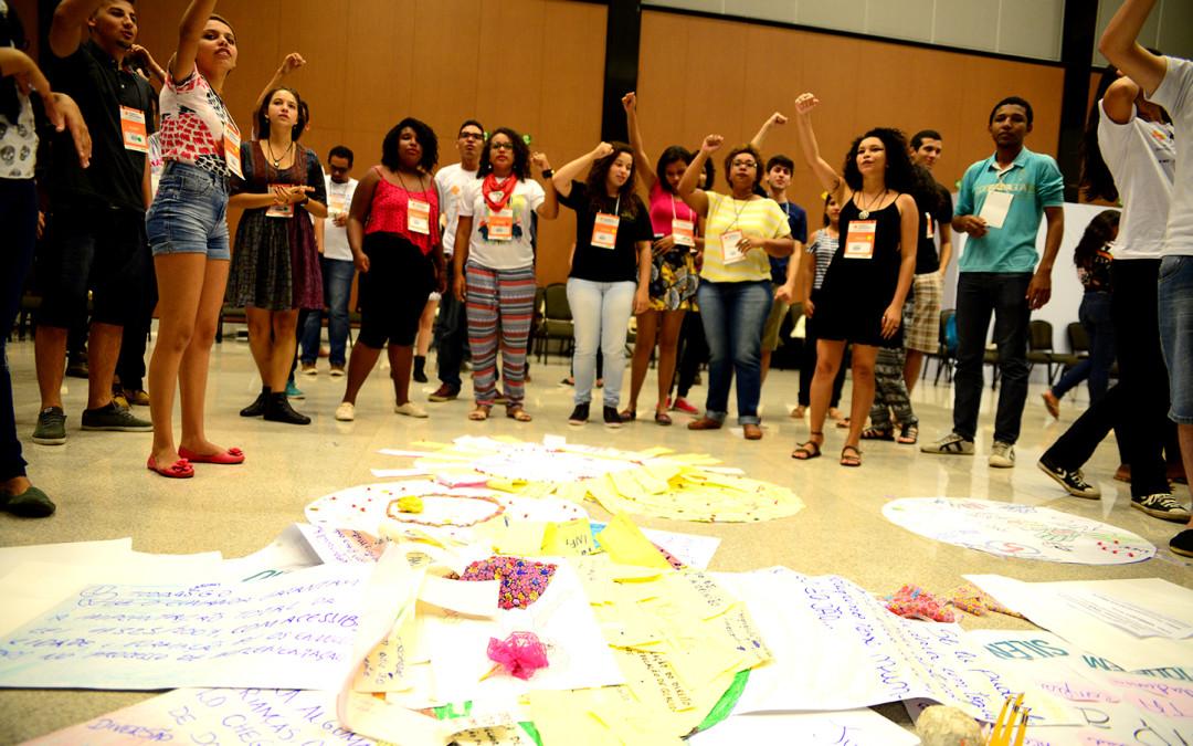 X Conferência Nacional dos Direitos da Criança e do Adolescente (CNDCA): Incidência da participação cidadã de crianças e adolescentes