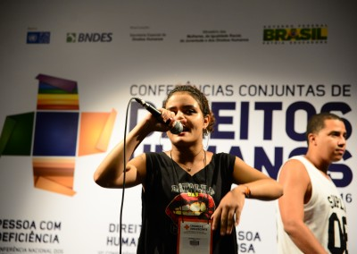 X Conferência Nacional dos Direitos da Criança e do Adolescente / Abril de 2016. Fotos: Paula Fróes